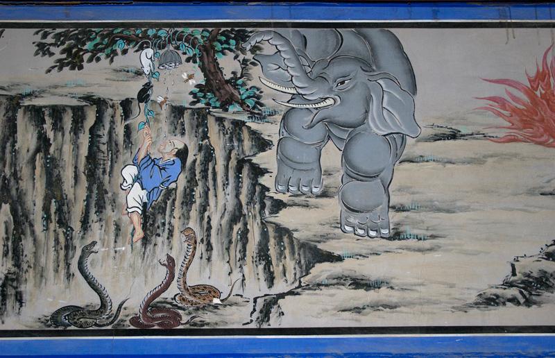 Zen parables (Buddha parables) (Writer)